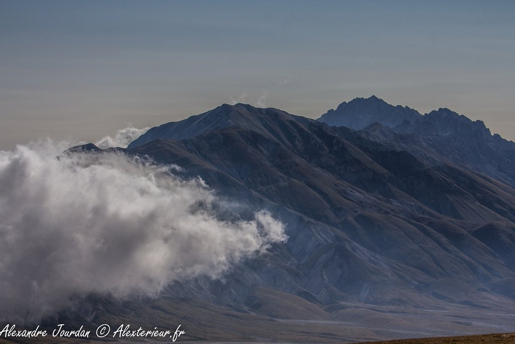 Campo Imeratore, Parc national du Gran Sasso e Monti della Laga