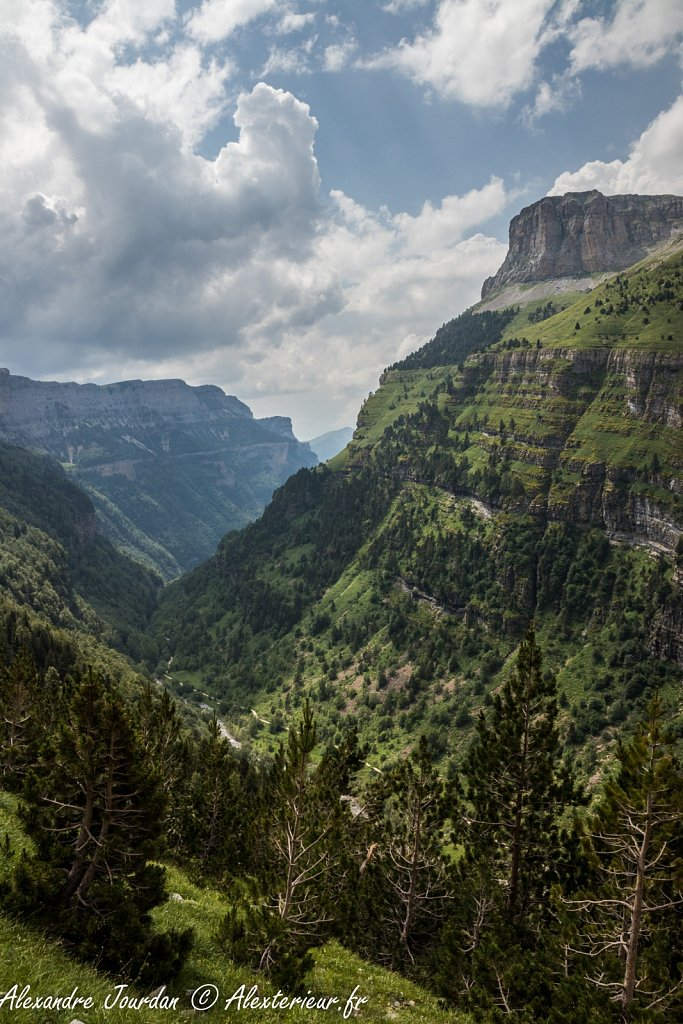 Canyon d'Ordesa, Parque Nacional de Ordesa y Monte Perdido