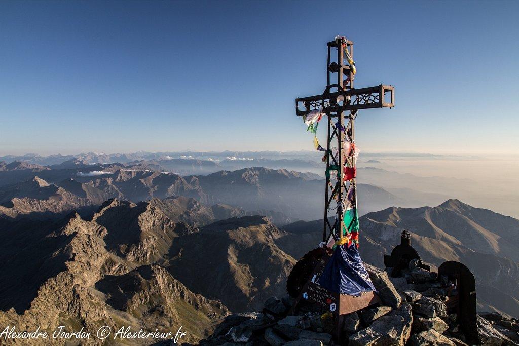 Sommet du Mont Viso (3841 m)