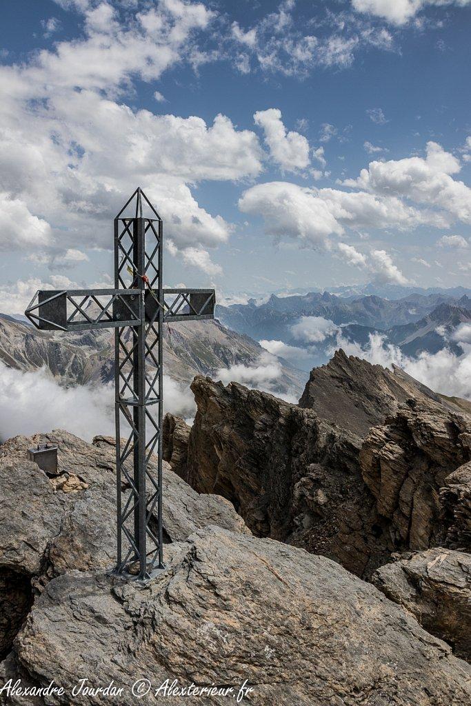 Sommet de la Tête de la Fréma (3151 m)