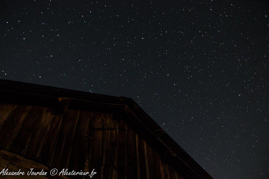 Une nuit à la Cabane de la Montagne